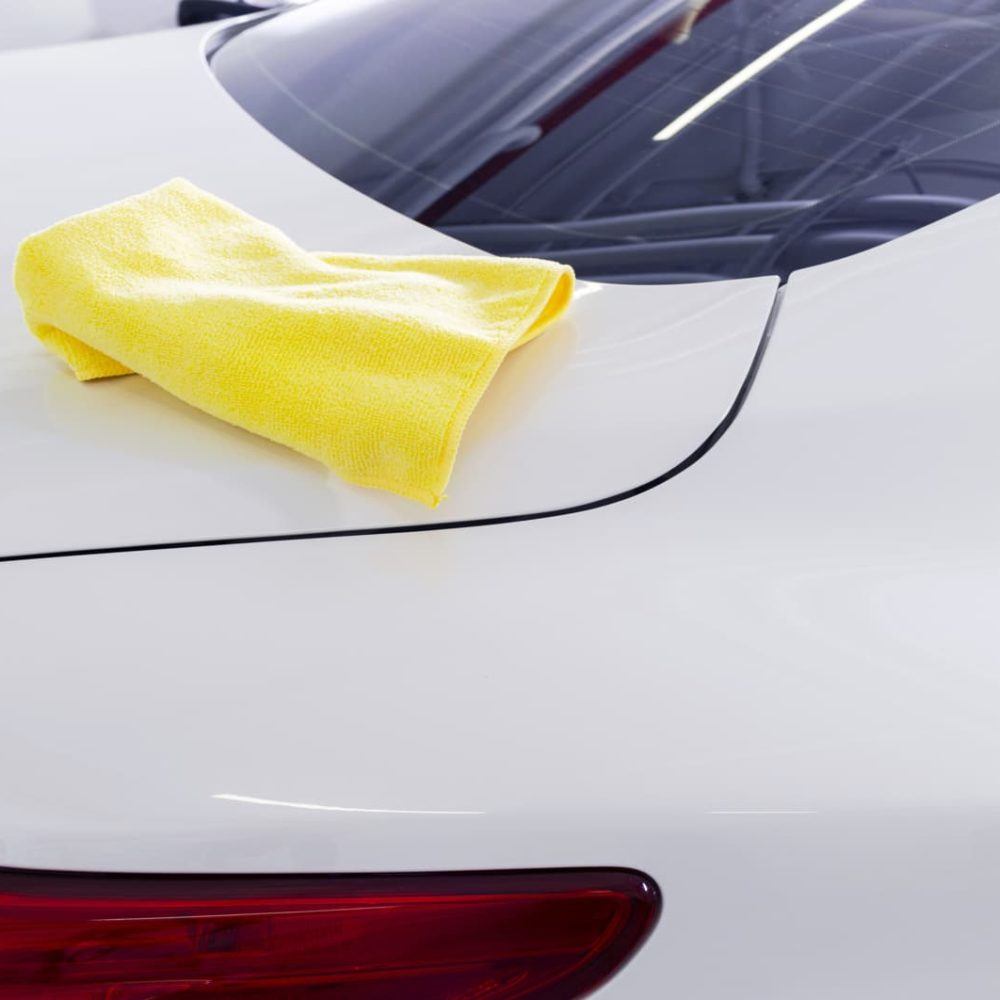 View car valeting packages available with Driven by Detail.